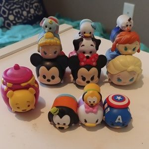 Disney Tsum Tsum Figure Lot